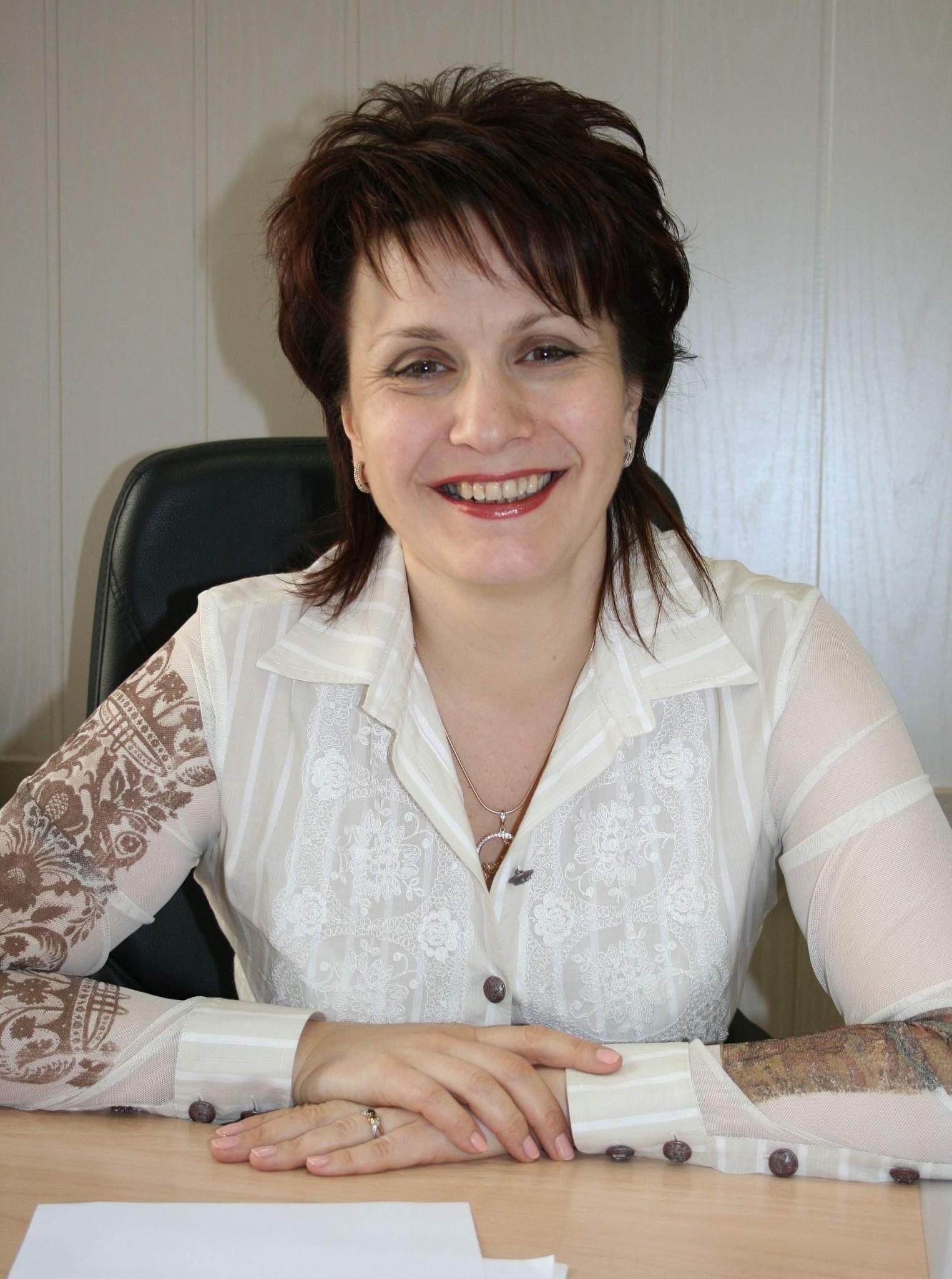 Irina Anatolyevna Tropina