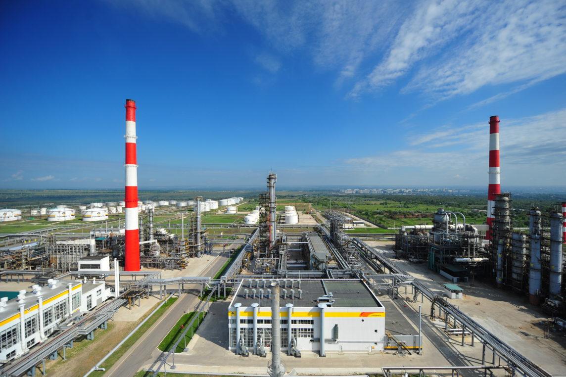 Сызранский нефтеперерабатывающий завод